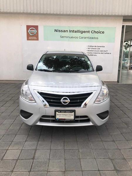 Nissan Versa Drive usado (2019) color Plata Dorado precio $178,000