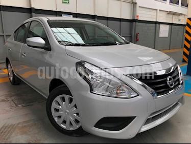 Foto venta Auto usado Nissan Versa Sense Aut (2017) color Blanco precio $165,000