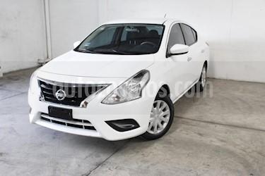 Foto venta Auto usado Nissan Versa Sense Aut (2016) color Blanco precio $162,000