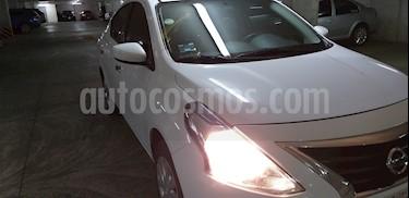 foto Nissan Versa Sense Aut usado (2016) color Blanco precio $130,000