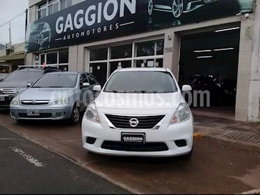 Foto venta Auto usado Nissan Versa Sense (2014) color Blanco