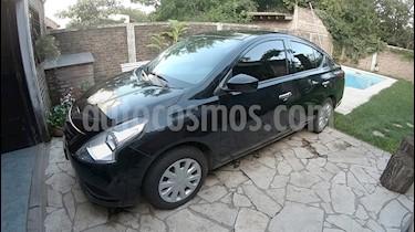 Foto venta Auto usado Nissan Versa Sense (2015) color Negro precio $299.000