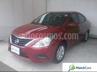 Foto venta Carro usado Nissan Versa Sense  (2019) color Rojo Perla precio $39.990.000