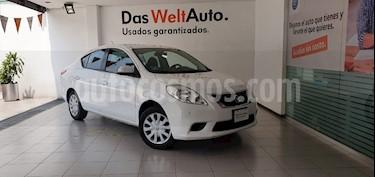 Foto Nissan Versa Sense  usado (2013) color Blanco precio $119,000