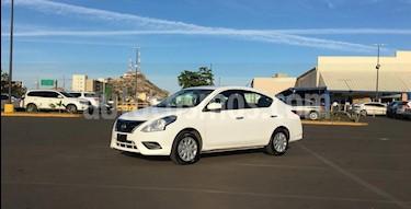 Foto venta Auto usado Nissan Versa Sense (2018) color Blanco precio $195,000