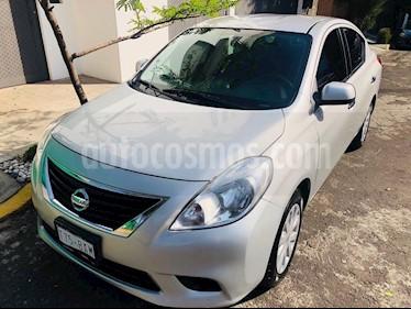 Foto venta Auto usado Nissan Versa Sense  (2014) color Blanco precio $108,000