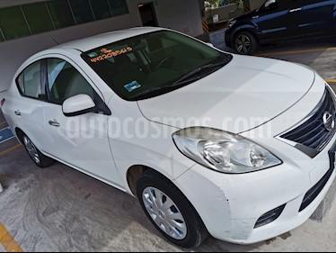 Foto Nissan Versa Sense  usado (2014) color Blanco precio $122,000
