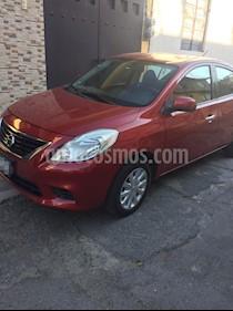 Foto Nissan Versa Sense usado (2012) color Marron precio $93,000