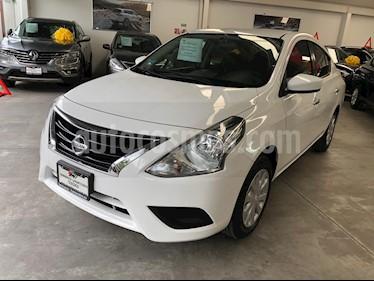 Foto Nissan Versa Sense  usado (2018) color Blanco precio $179,000