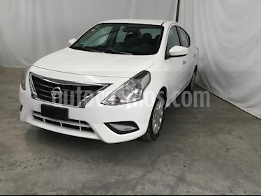 Foto venta Auto usado Nissan Versa Sense (2018) color Blanco precio $177,900