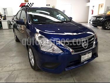 Foto venta Auto usado Nissan Versa Sense (2019) color Azul precio $189,000