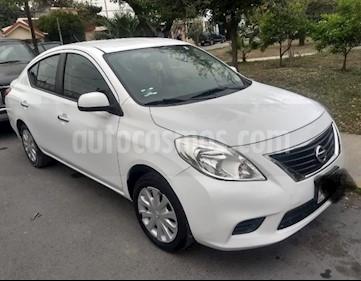 Foto venta Auto usado Nissan Versa Sense (2012) color Blanco precio $105,000