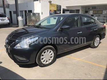 Foto venta Auto usado Nissan Versa Sense (2017) color Azul precio $170,000