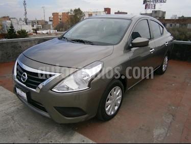 Foto venta Auto Seminuevo Nissan Versa Sense (2017) color Negro precio $168,000