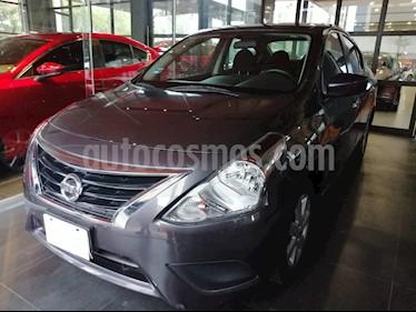 Foto venta Auto usado Nissan Versa Sense (2015) color Titanio precio $130,000