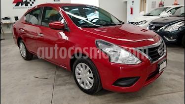 Foto venta Auto usado Nissan Versa Sense (2015) color Rojo precio $1,490,000
