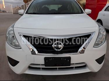 Foto venta Auto Seminuevo Nissan Versa Sense (2015) color Blanco precio $160,000