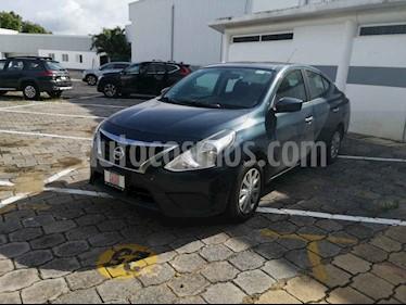 Foto venta Auto usado Nissan Versa Sense (2015) color Azul precio $133,000