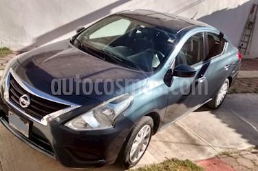 Foto venta Auto usado Nissan Versa Sense (2015) color Azul precio $149,000