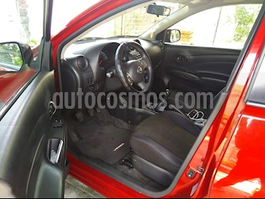 Foto Nissan Versa Sense usado (2012) color Rojo precio $83,000
