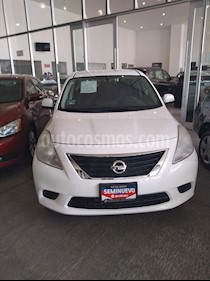 Foto venta Auto Seminuevo Nissan Versa Sense (2012) color Blanco precio $110,000