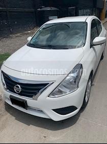 Nissan Versa Sense usado (2016) color Blanco precio $139,500