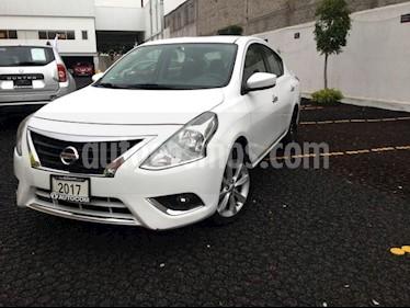 Foto venta Auto Seminuevo Nissan Versa VERSA 1.6 ADVANCE AUTO 4P (2017) color Blanco precio $195,000