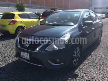 Foto venta Auto Seminuevo Nissan Versa VERSA 1.6 EXCLUSIVE TA AC 4P (2015) precio $169,000