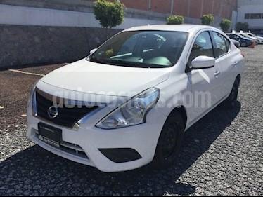 Foto venta Auto usado Nissan Versa VERSA 1.6 SENSE AUTO 4P (2017) color Blanco precio $180,000