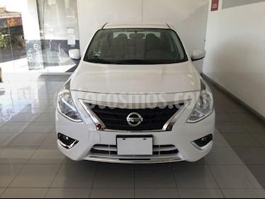 Foto venta Auto Seminuevo Nissan Versa VERSA ADVANCE AT (2018) color Blanco precio $210,000