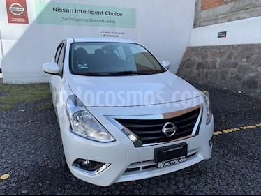 Foto venta Auto usado Nissan Versa VERSA ADVANCE AT (2019) color Blanco precio $224,200