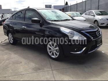 Foto venta Auto usado Nissan Versa VERSA ADVANCE AT (2018) color Negro precio $223,000