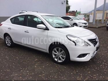 Foto venta Auto usado Nissan Versa VERSA ADVANCE MT A/C 1.6L (2017) color Blanco precio $180,000