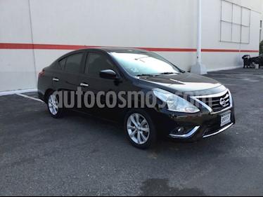 Foto venta Auto usado Nissan Versa VERSA ADVANCE MT (2017) color Negro precio $159,000