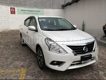 Foto venta Auto usado Nissan Versa VERSA ADVANCE MT (2019) color Blanco precio $232,453