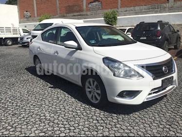 Foto venta Auto usado Nissan Versa VERSA ADVANCE MT (2015) color Blanco precio $155,000