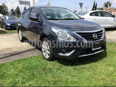 Foto venta Auto Seminuevo Nissan Versa VERSA ADVANCE TM (2017) precio $178,000