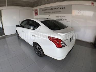 Foto venta Auto usado Nissan Versa VERSA EXCLUSIVE AIVI A/T A/C 1.6L (2019) color Blanco precio $259,000