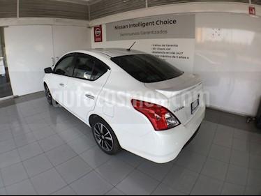Foto venta Auto usado Nissan Versa VERSA EXCLUSIVE AIVI A/T A/C 1.6L (2019) color Blanco precio $249,000