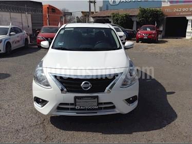 Foto venta Auto usado Nissan Versa VERSA EXCLUSIVE AT (2019) color Blanco precio $230,000