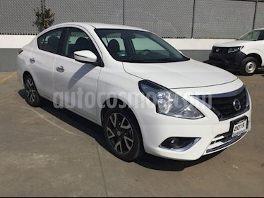 Foto venta Auto Seminuevo Nissan Versa VERSA EXCLUSIVE AT (2015) color Blanco precio $169,000
