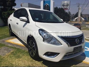 Foto venta Auto usado Nissan Versa VERSA EXCLUSIVE AT (2019) color Blanco precio $245,000