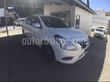 Foto venta Auto usado Nissan Versa VERSA EXCLUSIVE AT (2019) color Blanco precio $262,000