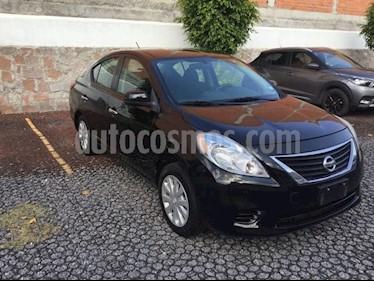 Foto venta Auto usado Nissan Versa VERSA SENSE A/T A/C 1.6 (2013) color Negro precio $120,000