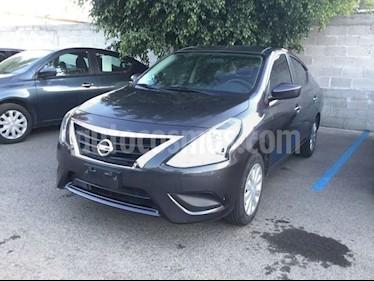 Foto venta Auto Seminuevo Nissan Versa VERSA SENSE MT (2017) precio $168,000