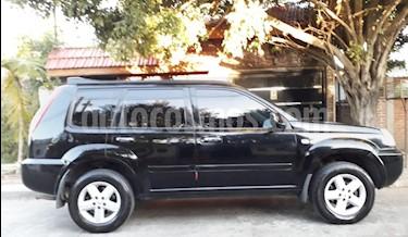 Foto venta Auto usado Nissan X-Trail 2.5 (2006) color Negro precio $398.000