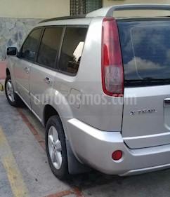 Foto venta carro usado Nissan X-Trail 2.5L 4x4 Aut (2006) color Plata precio u$s4.500