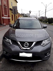 Nissan X-Trail 2.5L Exclusive Aut 3Filas 4x4 usado (2017) color Gris Metalico precio $17.600.000