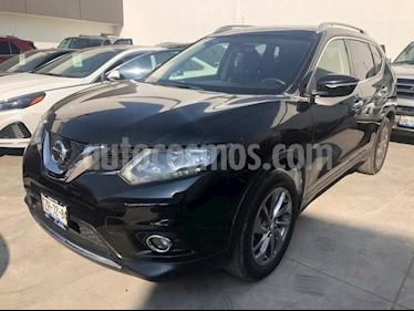 Foto venta Auto usado Nissan X-Trail 5 PUERTAS ADVANCE 3 ROW (2016) color Negro precio $269,000