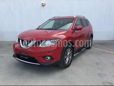 Foto venta Auto usado Nissan X-Trail 5 PUERTAS EXCLUSIVE 2 ROW (2017) precio $350,000